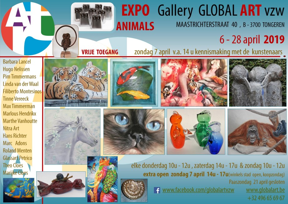expo animals 2019