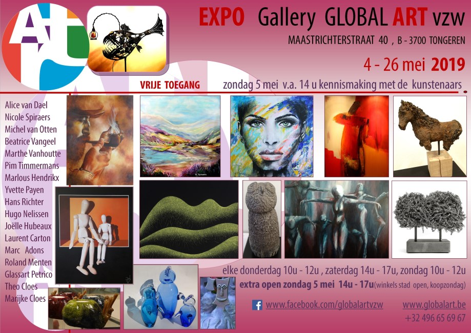 expo mei Global Art vzw mei