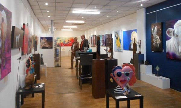 Gallery Global Art vzw Maastrichterstraat 40 Tongeren
